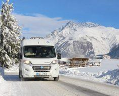 Checkliste Wintercamping