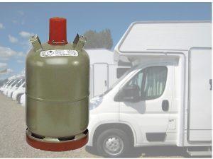 Gasflaschen Füllstandsanzeige