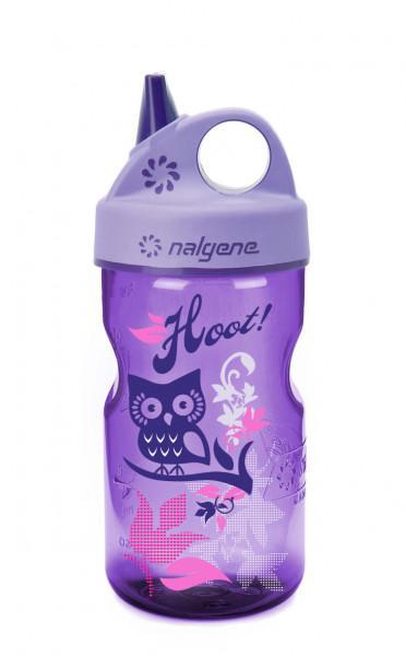Nalgene Everyday Grip-n-Gulp 0,35 L violett Eule