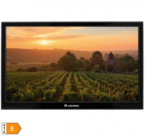 TV Caratec Vision CAV220B.2 12 Volt