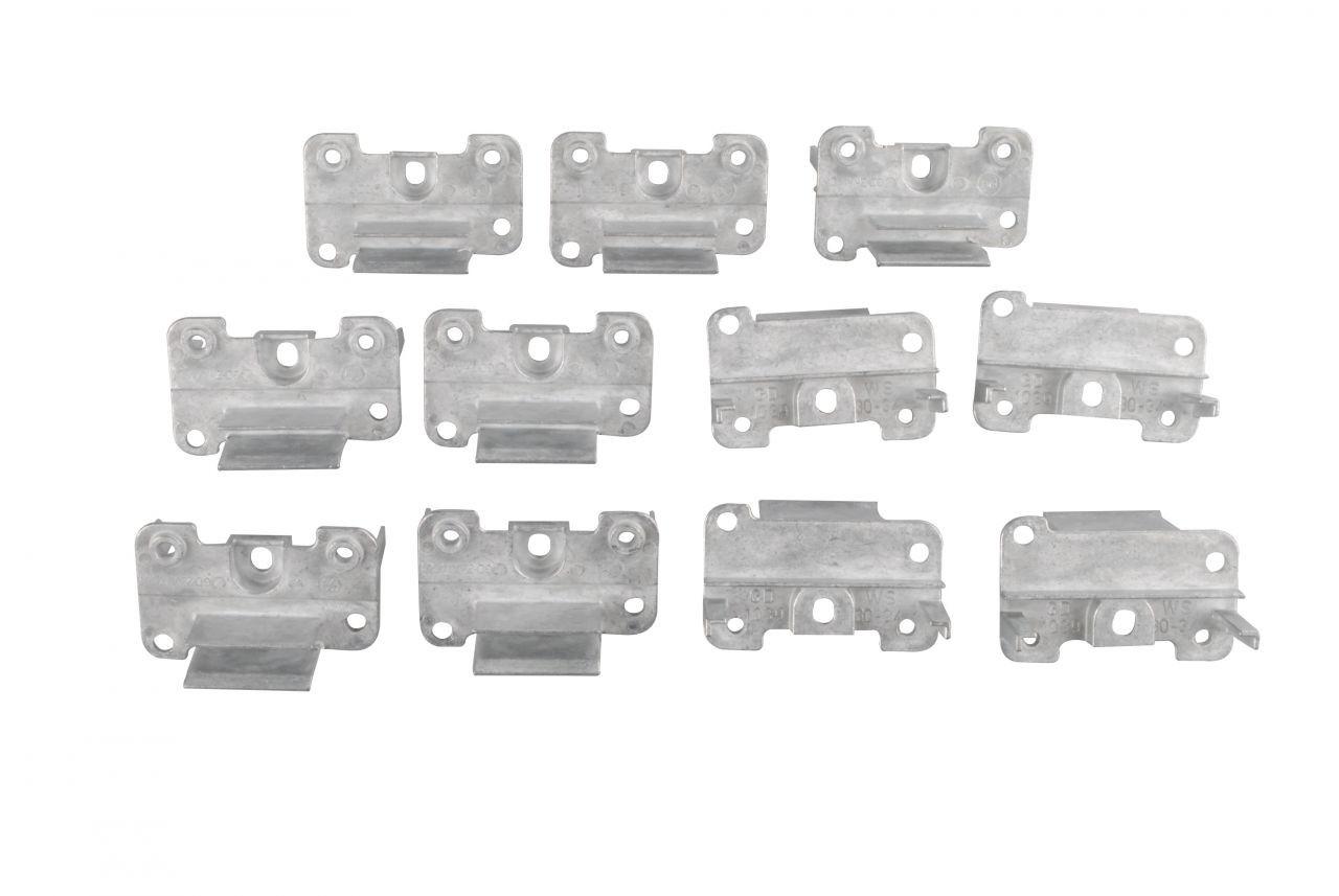 Montagebock Dachstärke 35–42 mm für Dachhaube Midi Heki Style | 4041431080397