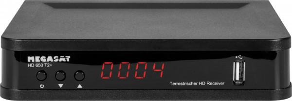 Megasat DVB-T-Receiver Megasat HD 650 T2+