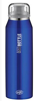 alfi Trinkflasche isoBottle blau 0,5 Liter