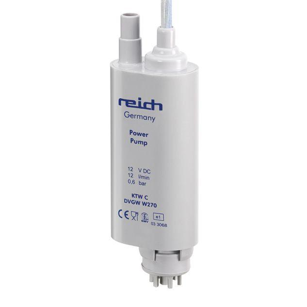 Reich Tauchpumpe 12 Liter 06 bar mit Rückschlagventil | 4041431021154