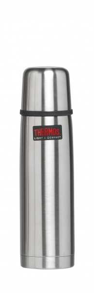 Thermos Isolierflasche Light & Compact 0,35 L, edelstahl