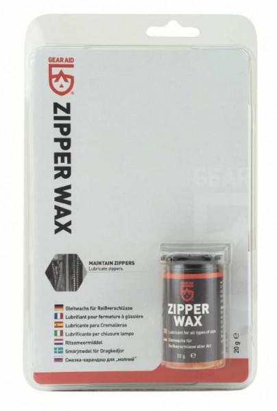 GearAid Zipper Wax 20 g Reissverschluß Pflege
