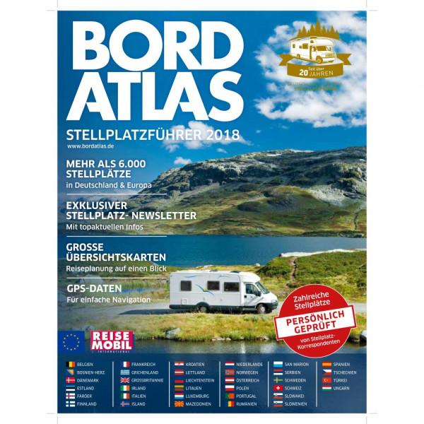 Reisemobil-Bordatlas 2018