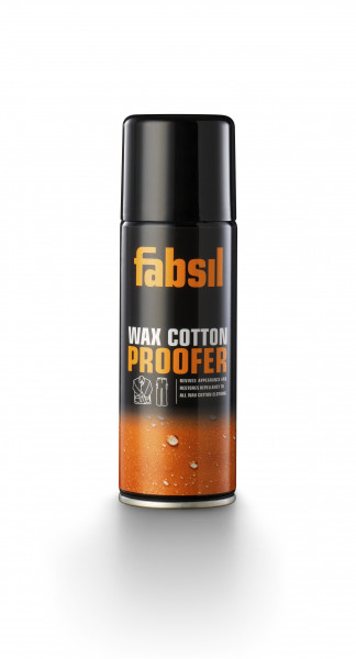 Fabsil Kleidung Wax Cotton Pflege 200 ml Spray