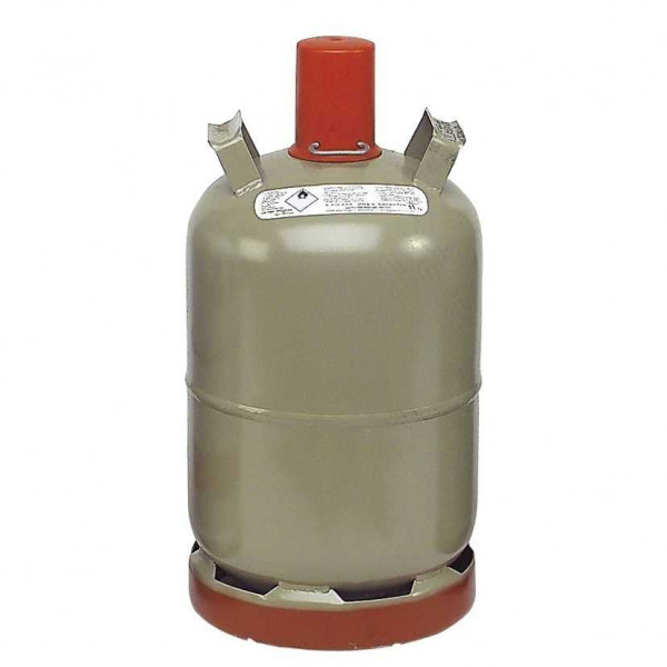 Gasflasche grau 11 kg