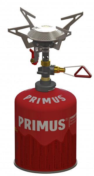 Primus Kocher Powertrail mit Piezo Regulierung DUO