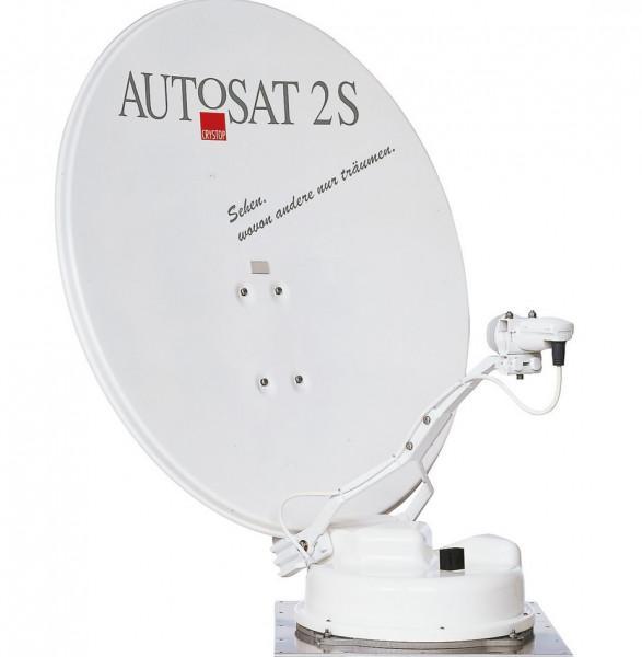 Sat-Anlage AutoSat 2S 85 Control Skew