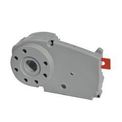 Gehäuseverschluss F45 Ti Titanium 2,5-4 mtr. links