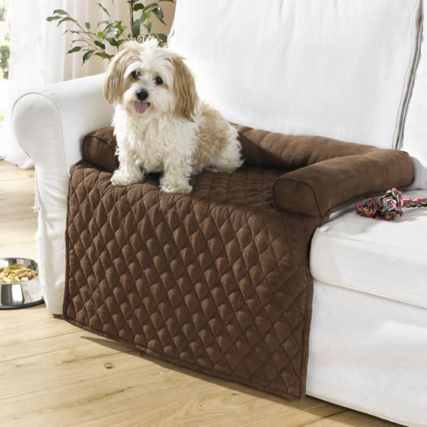 Tierdecke Couch