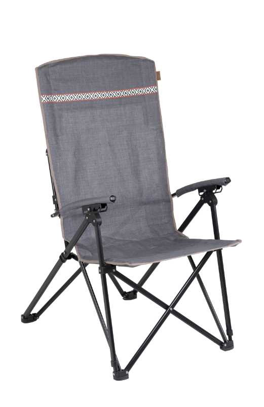 BoCamp Klappbarer Campingstuhl Dalston   8712013046204