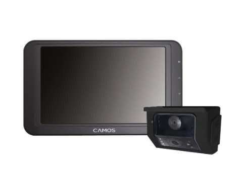 Rückfahrvideosysteme Camos TwinView TV-510