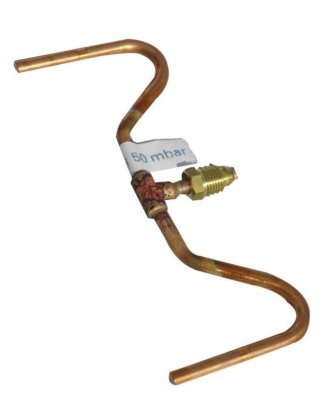 Zündbrennerrohrsatz 50 mbar für Truma S 5002 Heizungen   4041431097005
