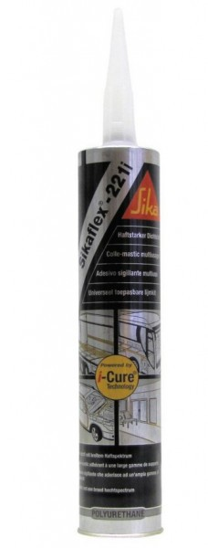 Sikaflex® 221 i Dichtstoff schwarz 300 ml