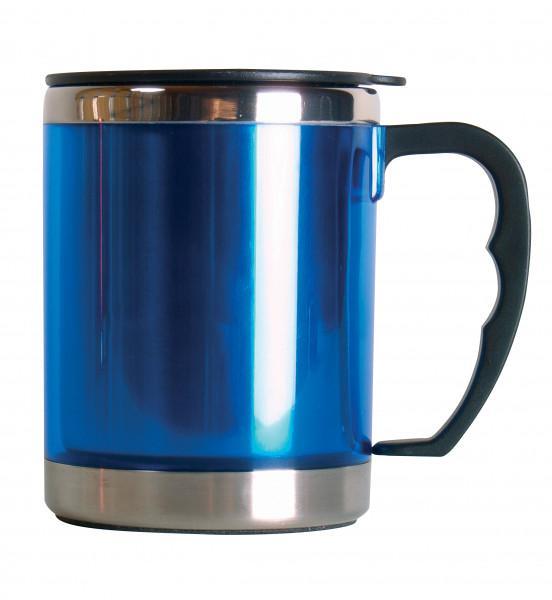 Thermobecher 'Mug' 0,42 L, blau