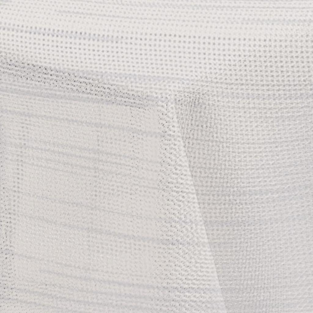 Tischdecke Milano 160 cm rund silber weiß   4007383206001