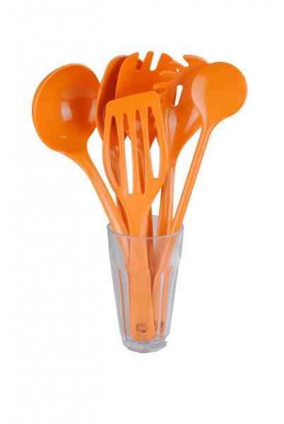Waca Küchenhelfer Set orange