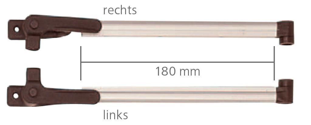 Dometic Seitz Aussteller VAM 450 rechts für S3 und S4 bis 2014 | 4041431013180