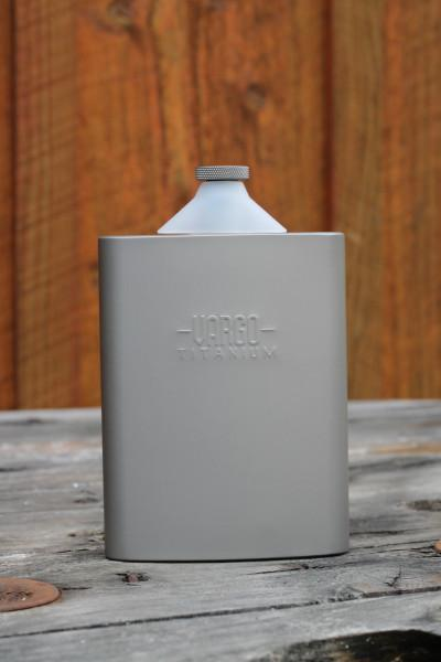 Vargo Titan Flachmann 240 ml
