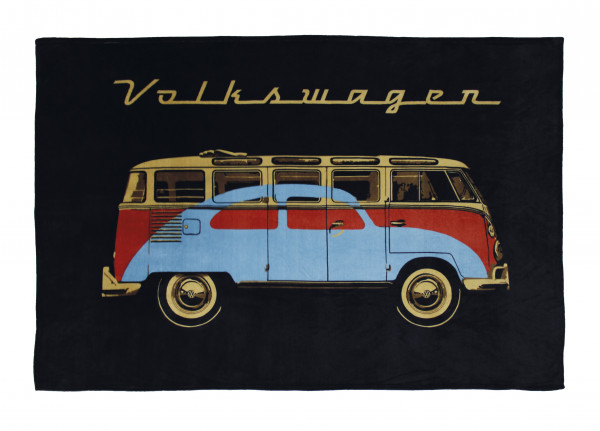 VW Bulli T1 Fleecedecke Bulli & Käfer