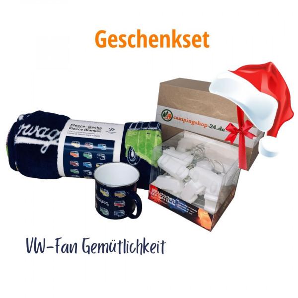 VW Bulli Geschenkset - Gemütlichkeit