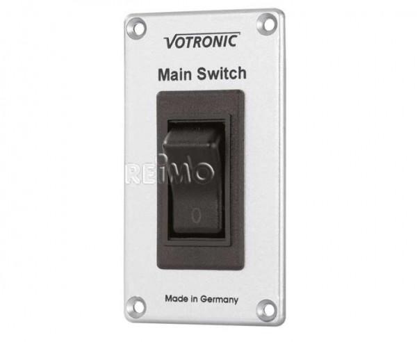 Votronic Hauptschalter 20 A mit Sicherungsautomat