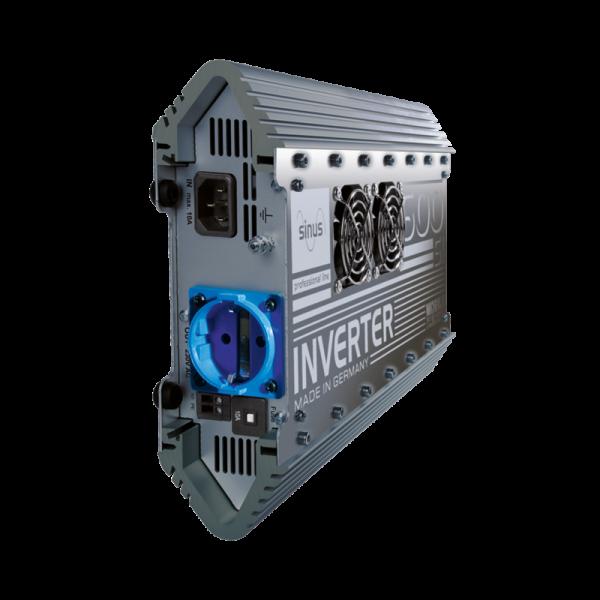 Büttner Sinus-Wechselrichter MT 600 SI-N