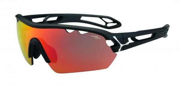 Cebe Sonnenbrille S'Track Mono L matt schwarz
