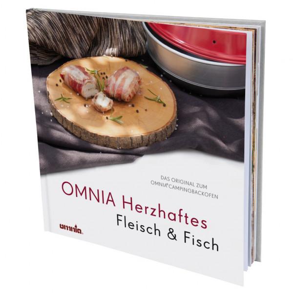 Omnia Kochbuch – Herzhaftes Fleisch & Fisch
