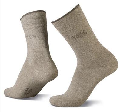 Camel Active Socke 'Basic', 2 Paar beige, 43 - 46