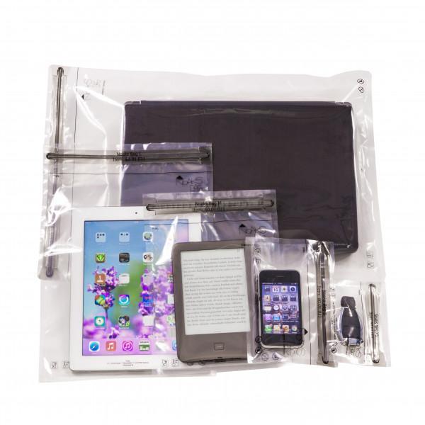 NOAKS Bag Druckverschlussbeutel 5 Größen 5 Stück