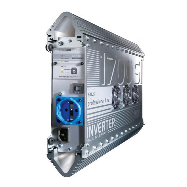 Büttner Sinus-Wechselrichter Einbauset MT 1700 SI-K