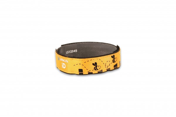 LittleLife Armband Safety iD Biene
