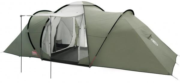 Coleman 6 Personen Zelt Ridgeline 6 Plus Camping Outdoor Zubehör