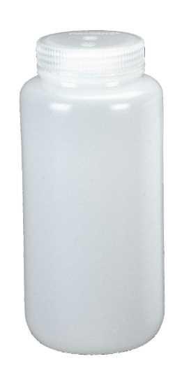 Nalgene Weithalsflasche rund 1000 ml Hals Ø 52 mm