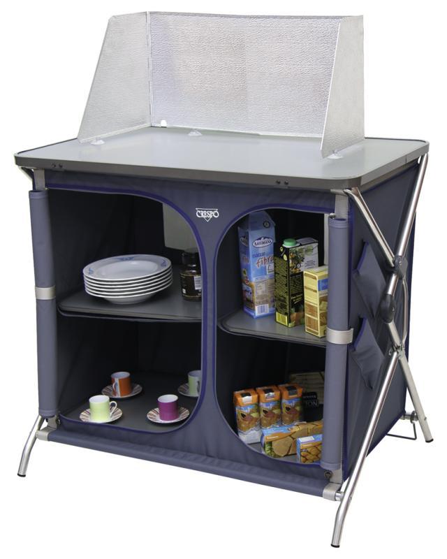 campingk chenschrank crespo al 105 camping outdoor zubeh r. Black Bedroom Furniture Sets. Home Design Ideas