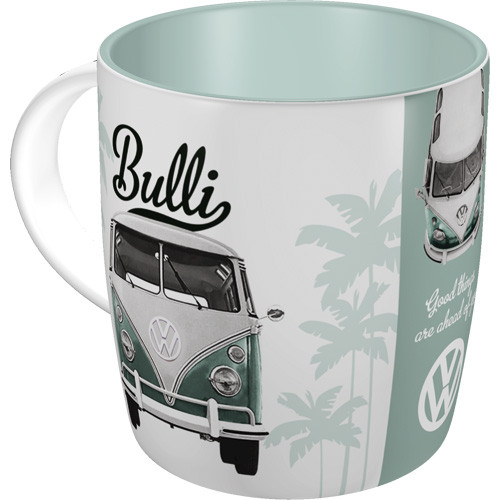 VW Bulli T1 Retro Tasse Good things are ahead of you