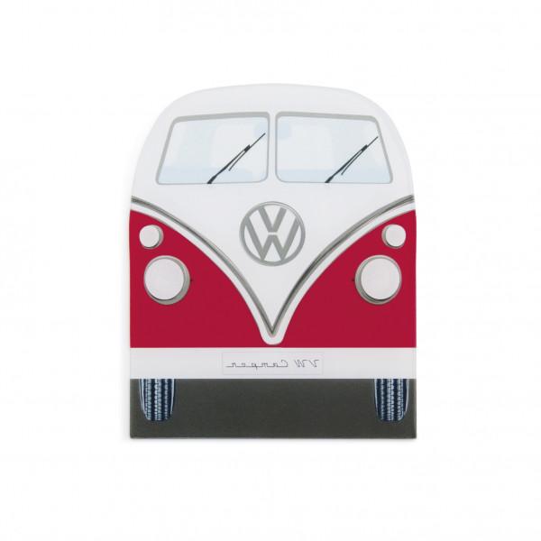 VW Bulli T1 Eiskratzer Front rot