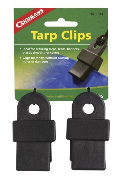 Coghlans Tarp Clips 2er Pack