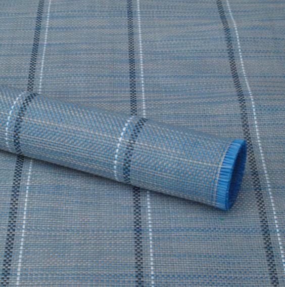 Arisol Zeltteppich Briolite Exclusiv 250 x 600 cm blau | 08012243500492