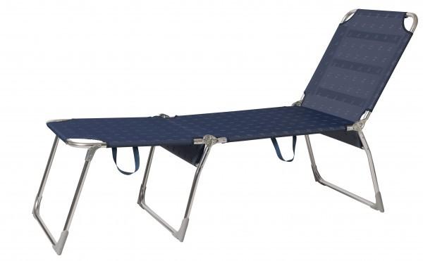 Dukdalf Dreibeinliege Bachatta Luxus blau