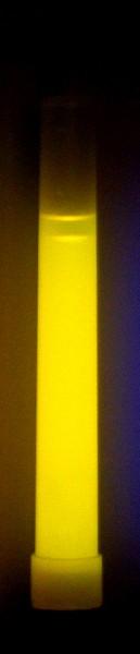 Knicklicht 15 cm gelb