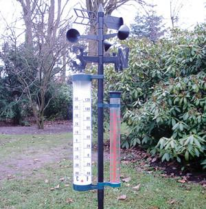 Wetterstation 145 cm