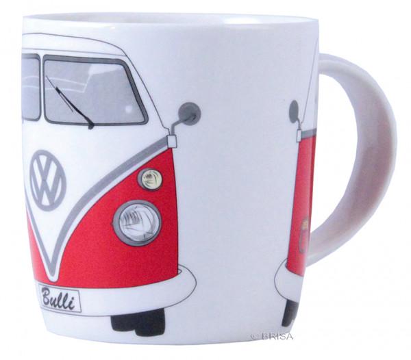 VW Collection Kaffeetasse VW Bulli rot
