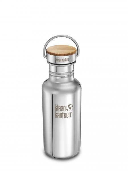 Klean Kanteen Flasche Reflect poliert 0,532 L