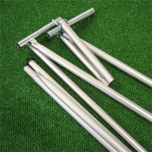 Komplettgestänge für Vorzelt Bermuda Stahl 25 mm