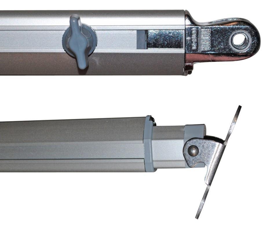 Fiamma Stützfuß links für Markise F45 S 350/450 cm   8004815288358